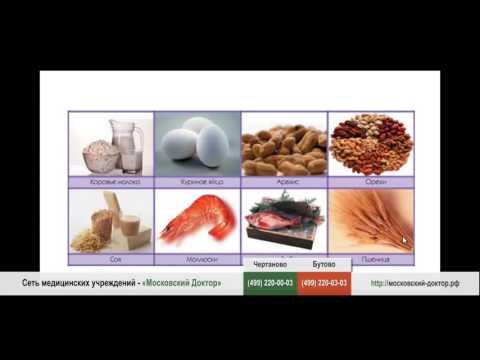 анализ на аллергию киров