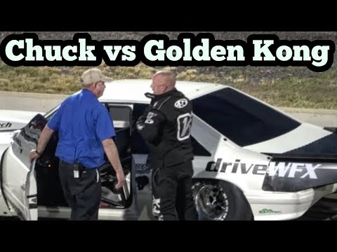 Street Outlaws Chuck vs Monza & Golden Kong at Colorado No Prep Kings