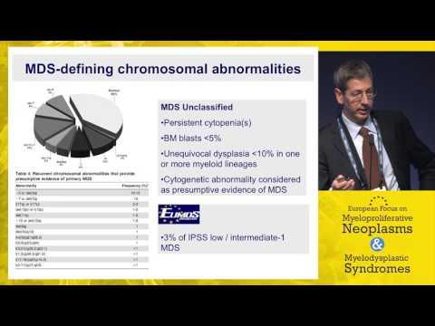Genetic basis of MDS