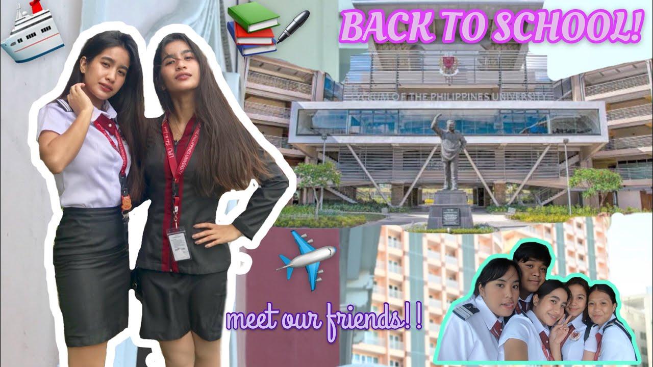 Download First day of school!! LPU-C