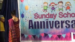 Church of God Ahmadi Kuwait Sunday School Anniversary 2019 Skit