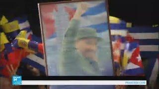 قادة من العالم ينعون ويعلقون على موت أب الثورة الكوبية فيدل كاسترو