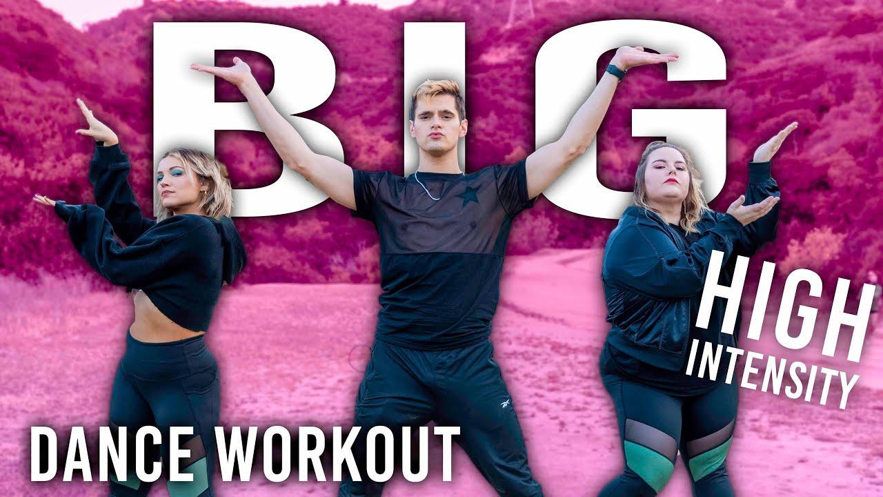 RITA ORA, DAVID GUETTA, IMANBEK – BIG FT. GUNNA | Caleb Marshall | Dance Workout