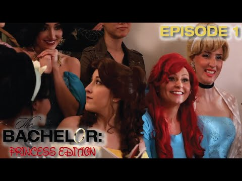 EPISODE 1 Of The Bachelor: Princess Edition: Once Upon A Rose Ceremony