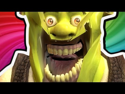 Thumbnail: MY FAVORITE SHREK GAME!. // Shrek: Extra Large