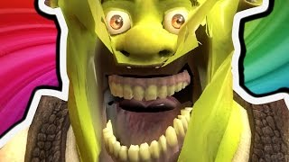 MY FAVORITE SHREK GAME!. // Shrek: Extra Large