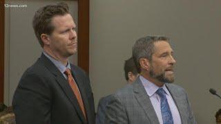 Former Maricopa County Assessor Paul Petersen handed 74-month prison sentence