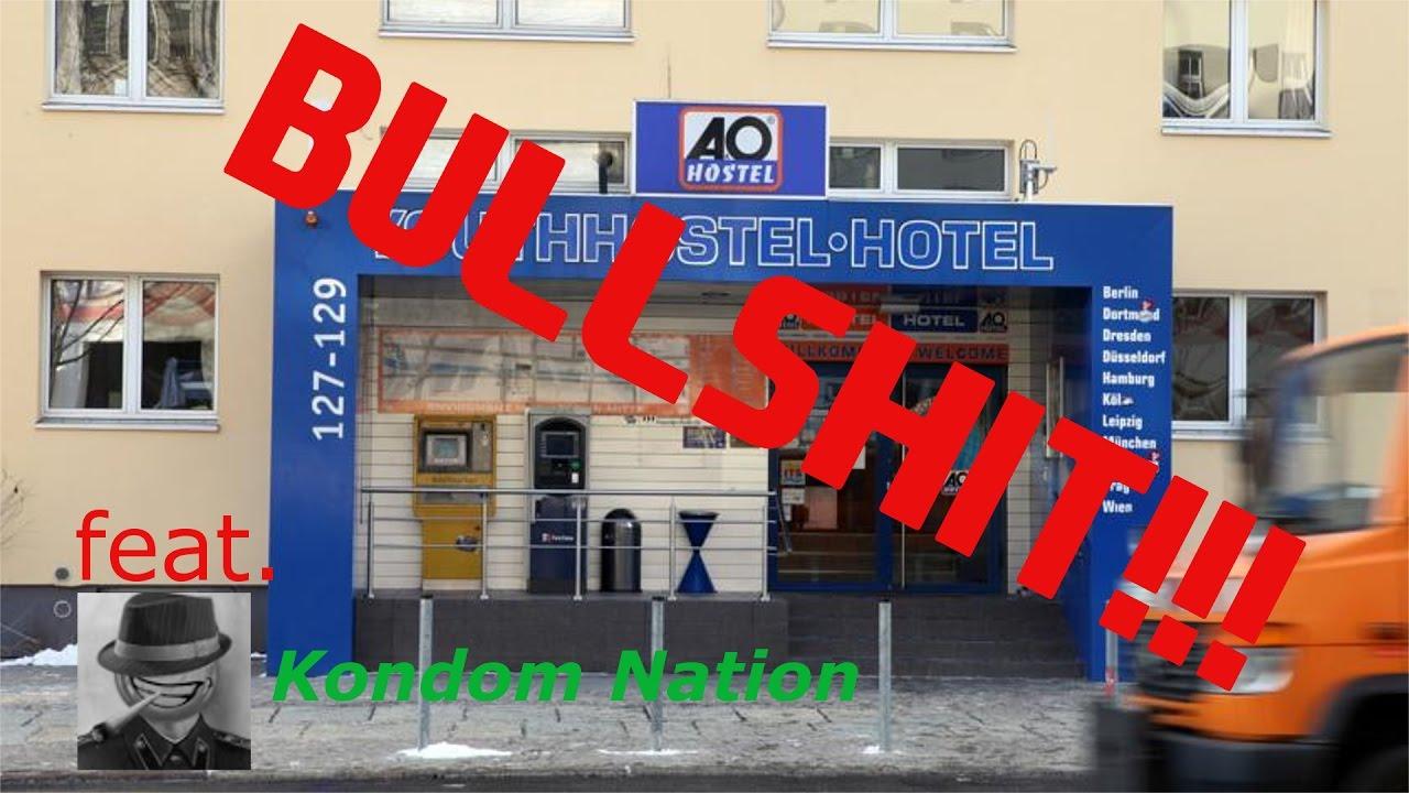 A O Hostel Berlin Mitte Feat Kondom Nation Fettietti