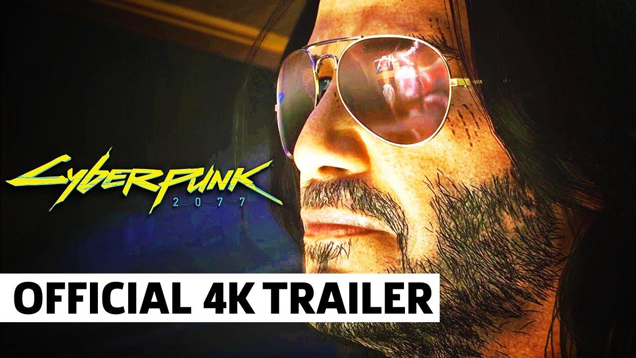 Cyberpunk 2077 — Official 4K Becoming SAMURAI Trailer | The Music of Cyberpunk 2077