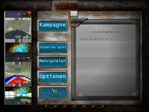 Kosmo3D Skyroads remake (DirectX Arcade-Game)