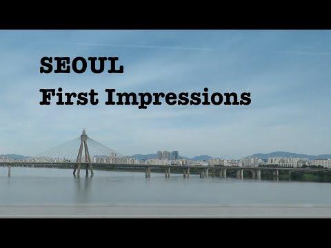 Seoul: First Impressions
