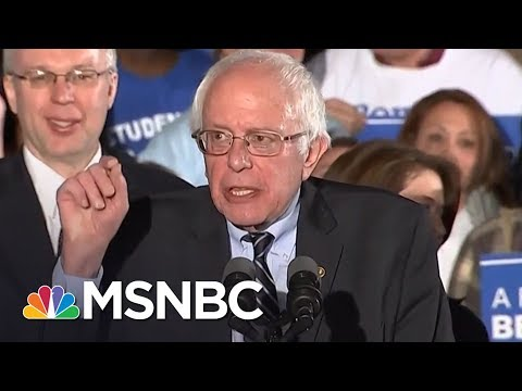 Russian Support For Bernie Began During New Hampshire Primary  The Beat With Ari Melber  MSNBC