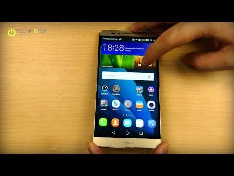 Huawei Mate 7 İncelemesi