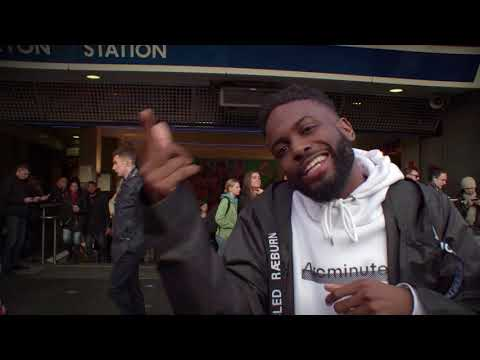 Jungle Brown –Keep It Movin [Official Video]