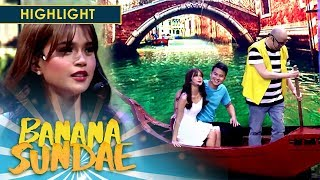 Funny Gondola moments | Banana Sundae