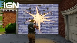 Epic Moves Ahead With Its Lawsuit Against 14-Year Old Fortnite Cheater - IGN News