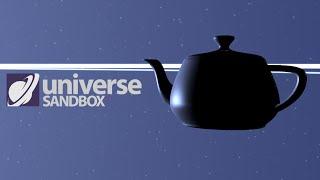 Universe Sandbox 2 - MY SOLAR SYSTEM
