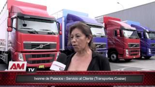 Volvo Perú hizo entrega de camiones a Transportes Cosise
