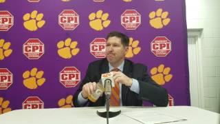 TigerNet.com - Brad Brownell post Virginia