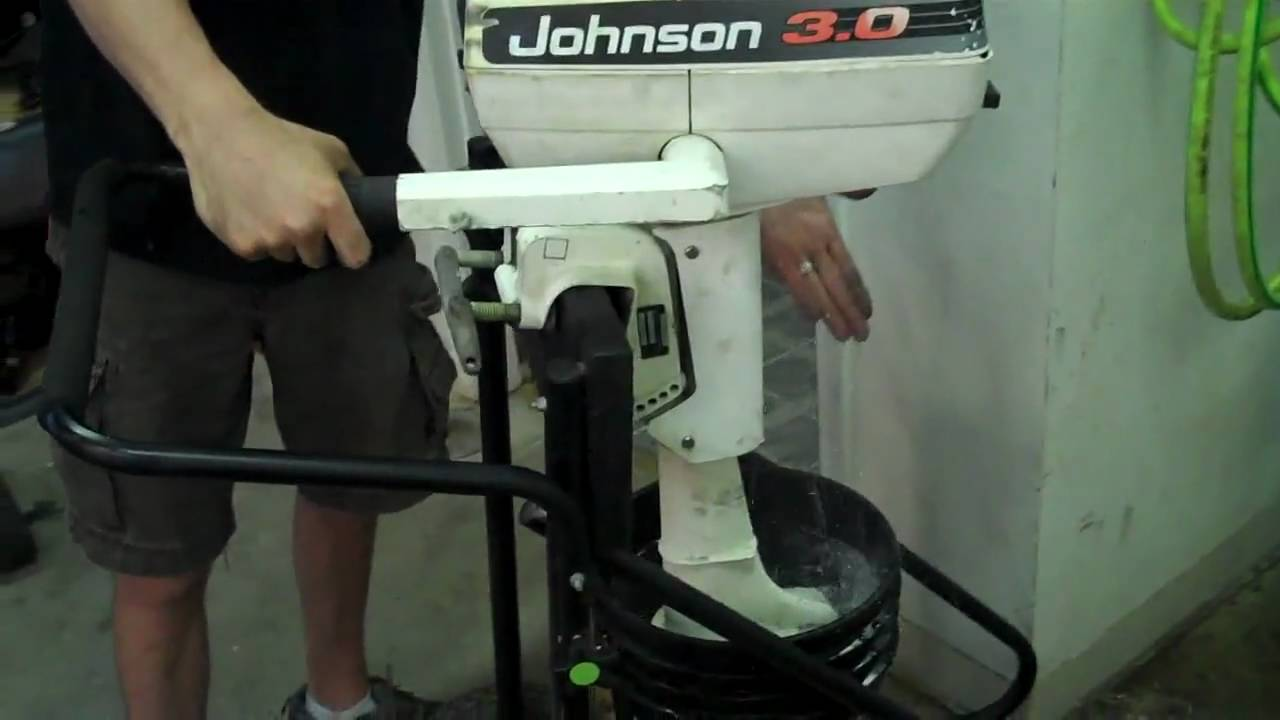 1994 3 hp johnson outboard motor for sale youtube for Johnson evinrude outboard motors for sale