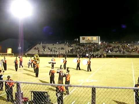 Sperry High School, Oklahoma Marching Band 2012/13