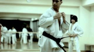 Goliat KARATE trening
