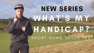 BRAND NEW SERIES - SEB vs GOLF! S1E1- Short Game Skills Test