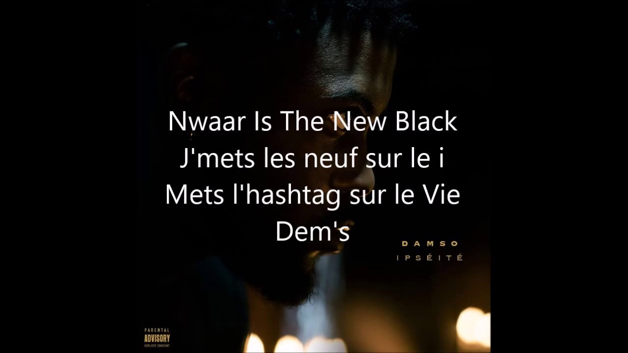 nwaar is the new black