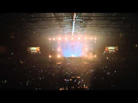 Swedish House Mafia - One Last Tour - Copenhagen 2012, Forum
