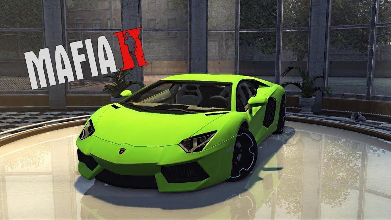 Mafia 2 Mods: Lamborghini Aventador LP700 - YouTube on 2 lamborghini gallardo, 2 lamborghini miura, 2 lamborghini countach,