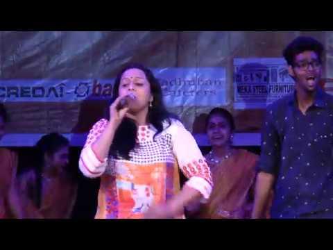 Vaishali Samant @ BVCOE Navi Mumbai for ABHIYAAN 2016