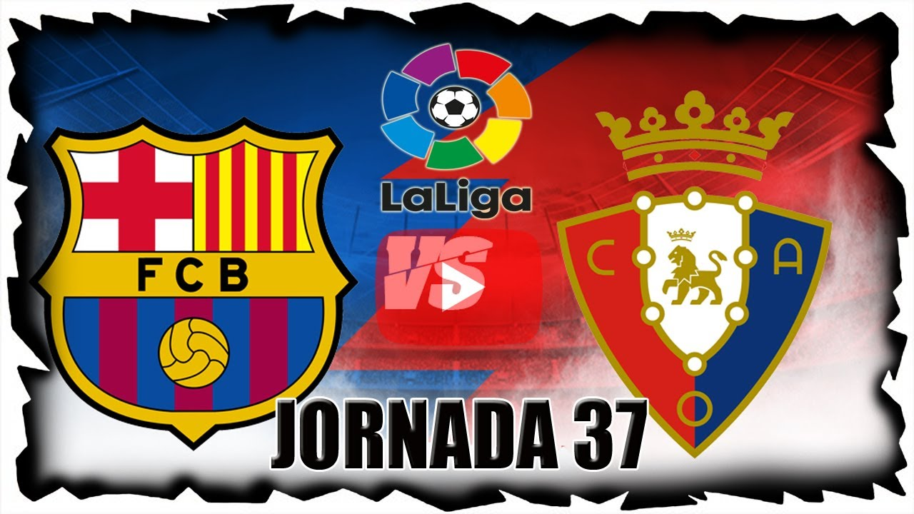 Barcelona vs. Osasuna - Reporte del Partido - 16 julio, 2020 - ESPN