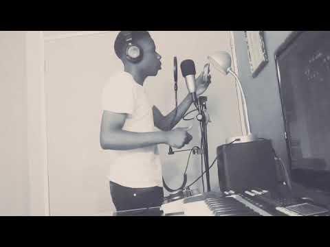 Rocker Vybz - Recording ( Dem talk about me ) Feat.YK Junior