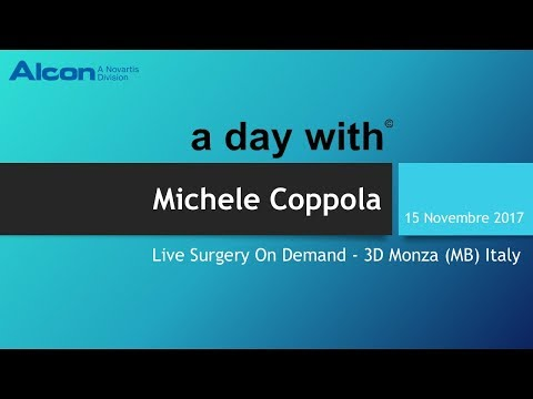 Live Surgery On Demand - 3D Monza (MB) Italy