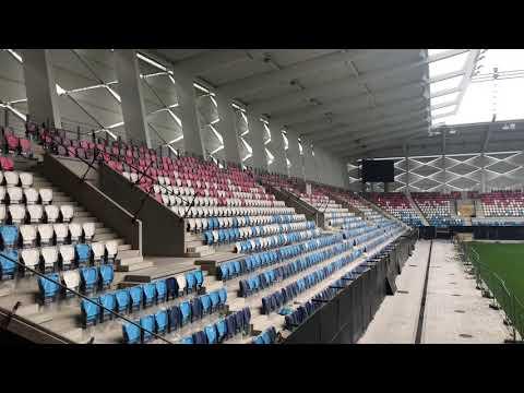 """""""Le Stade de Luxembourg"""" voit le bout du tunnel"""