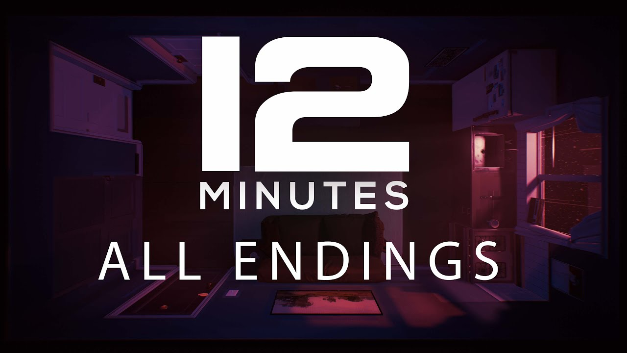 Download Twelve Minutes - ALL 6 ENDINGS + Secret True Ending