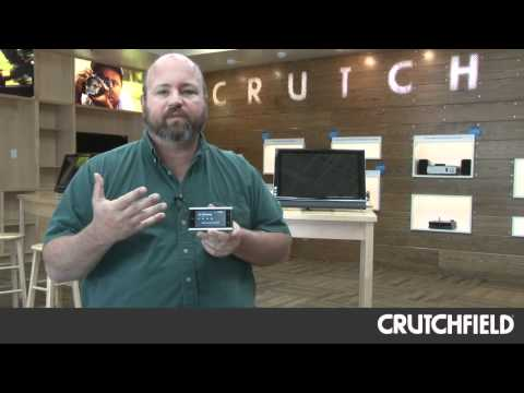 SiriusXM Lynx WiFi Enabled Portable Satellite Radio | Crutchfield Video