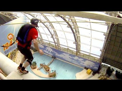 Indoor BASE Jumps & More Crazy Fun | BASE Dreams 2 | Ep 4