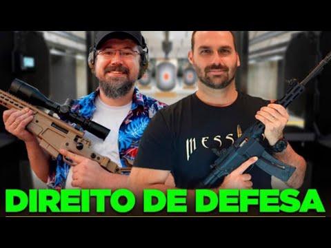 Novos decretos de armas com Adv. Marcos Pollon