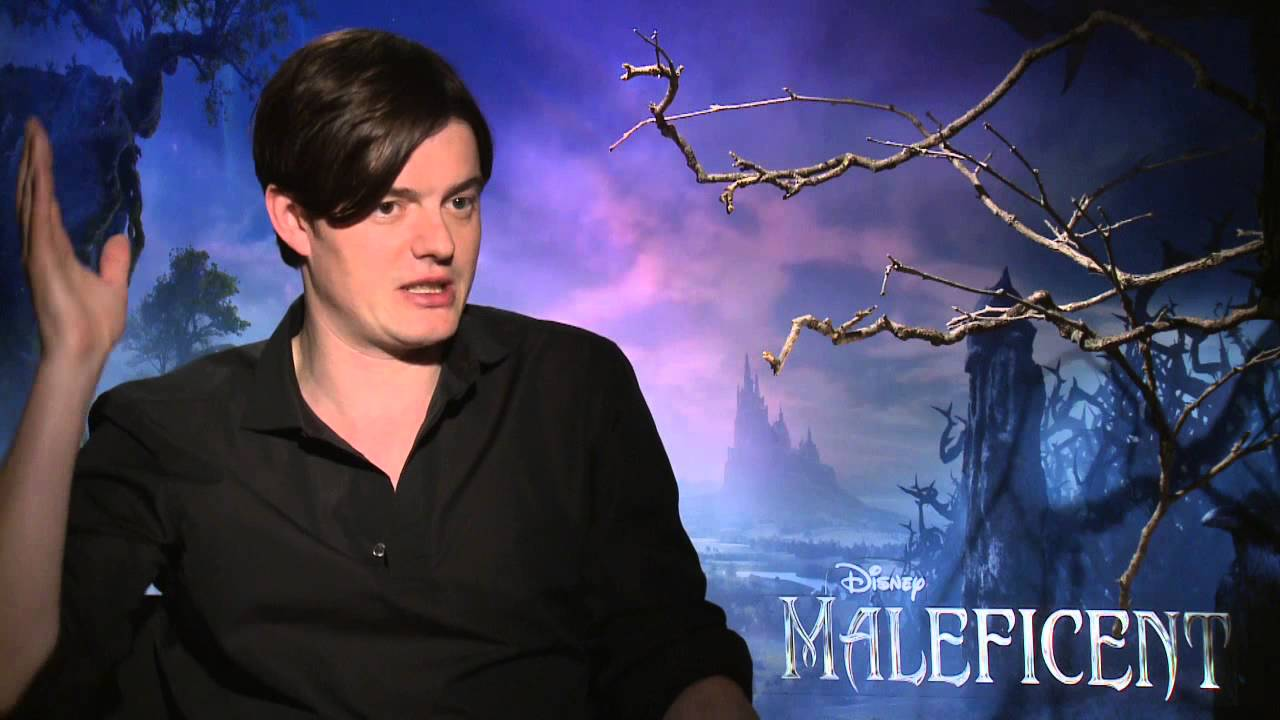 Maleficent Sam Riley Diaval Official Movie Interview