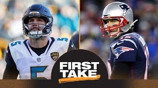 Should Patriots be worried about Jaguars in AFC Championship? | First Take | ESPN