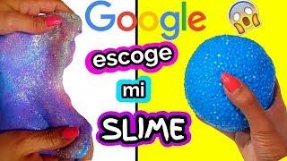 ??SLIME, google escoge mi Slime