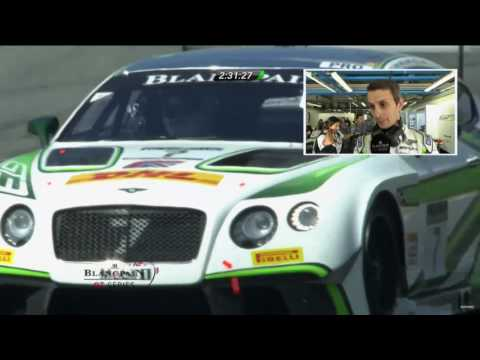 Bentley 7 Black Flag Chronicles at Monza  2017 Blancpain GT Series Endurance Cup