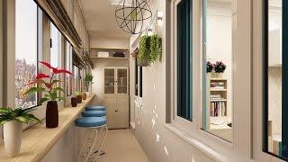 Шкаф на балкон: 100 фото особенностей создания и преимуществ.