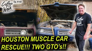 HOUSTON MUSCLE CAR RESCUE!!!