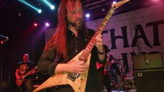 All that remains oli herbert shredding six in cleveland ohio, 10/17