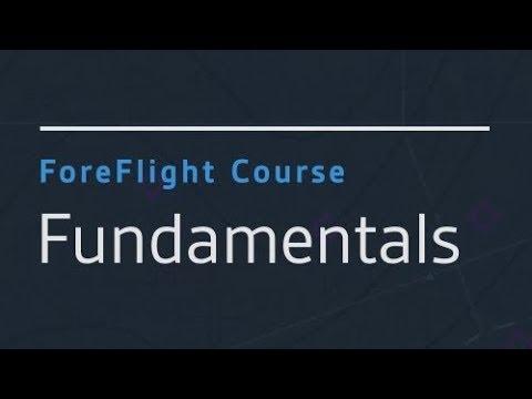 ForeFlight Fundamentals Course