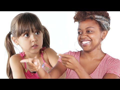 Thumbnail: Comedians Try To Make Kids Laugh