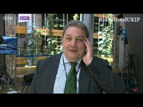 David Coburn I want Nigel Farage Back as leader