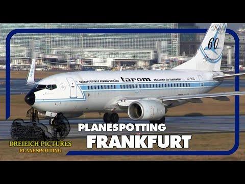 Planespotting Frankfurt Airport   Januar 2018   Teil 1